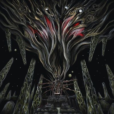 """Bloodsoaked Necrovoid - """"Expelled into the Unknown Depths of the Unfathomable"""" (2020)"""