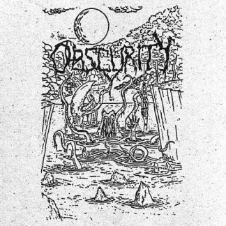 """Obscurity - """"Demo 1992""""- LP"""