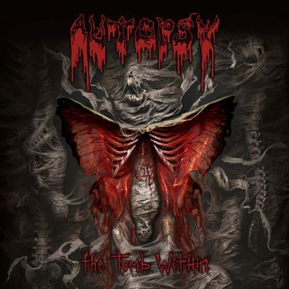 """Autopsy - """"The Tomb Within"""" [EP]"""