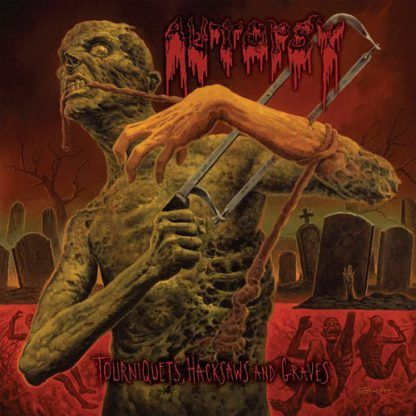 """Autopsy - """"Tourniquets, Hacksaws and Graves"""" (2014)"""