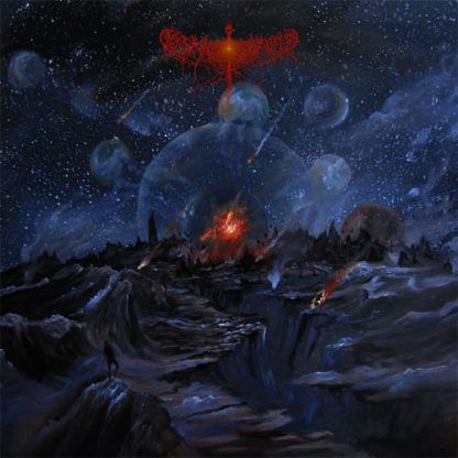 """Cosmic Putrefaction - """"The Horizons Towards Which Splendour Withers"""" (2020)"""