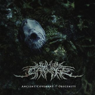 """Human Carnage - """"Ancient Covenant of Obscenity"""" LP"""